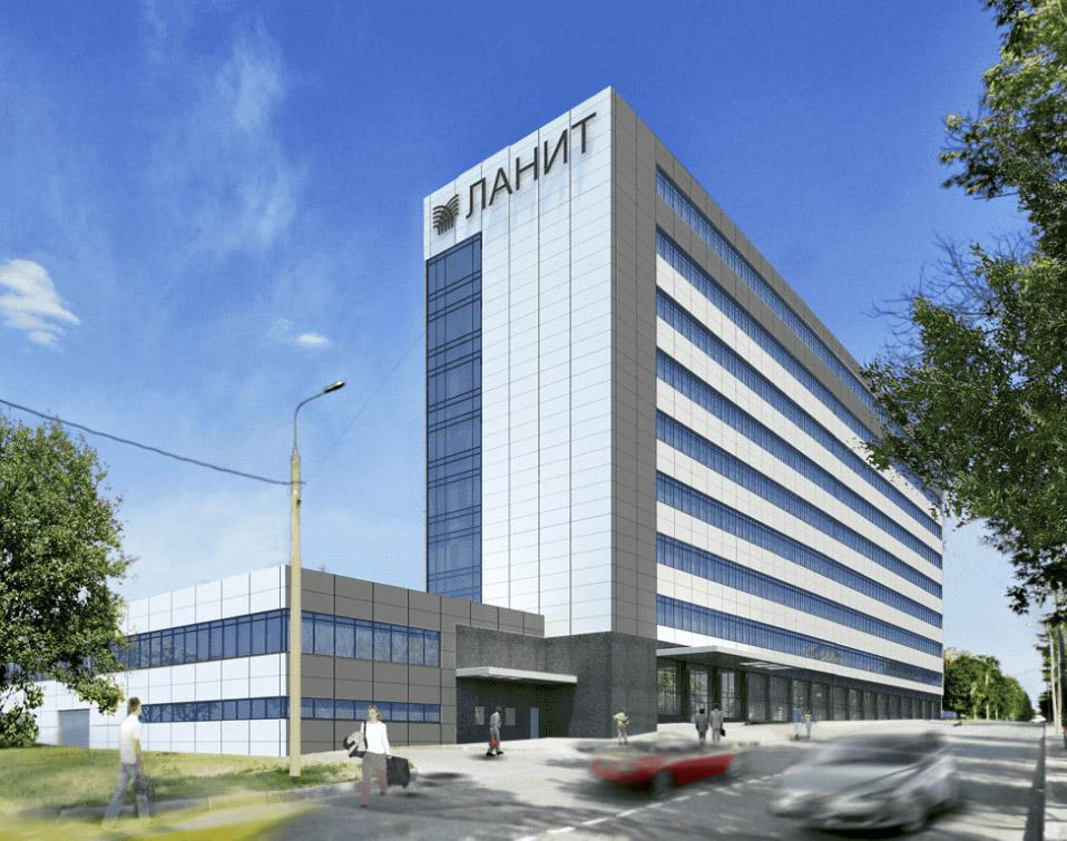офис Ланит Москва